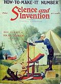 Science and Invention (1920-1931 Experimenter Publishing) Vol. 11 #2