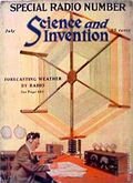 Science and Invention (1920-1931 Experimenter Publishing) Vol. 11 #3