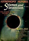 Science and Invention (1920-1931 Experimenter Publishing) Vol. 11 #5
