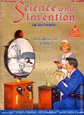 Science and Invention (1920-1931 Experimenter Publishing) Vol. 12 #10
