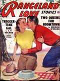 Rangeland Love Stories (1950-1954 Popular Publications) Pulp 3rd Series Vol. 7 #1