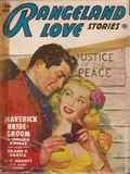 Rangeland Love Stories (1950-1954 Popular Publications) Pulp 3rd Series Vol. 7 #2