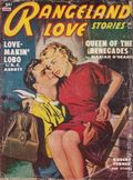 Rangeland Love Stories (1950-1954 Popular Publications) Pulp 3rd Series Vol. 7 #3