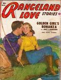 Rangeland Love Stories (1950-1954 Popular Publications) Pulp 3rd Series Vol. 7 #4