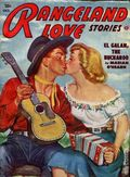 Rangeland Love Stories (1950-1954 Popular Publications) Pulp 3rd Series Vol. 8 #3