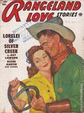 Rangeland Love Stories (1950-1954 Popular Publications) Pulp 3rd Series Vol. 8 #4