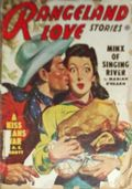 Rangeland Love Stories (1950-1954 Popular Publications) Pulp 3rd Series Vol. 9 #1