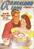 Rangeland Love Stories (1950-1954 Popular Publications) Pulp 3rd Series Vol. 9 #2