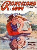 Rangeland Love Stories (1950-1954 Popular Publications) Pulp 3rd Series Vol. 9 #4