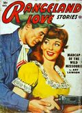 Rangeland Love Stories (1950-1954 Popular Publications) Pulp 3rd Series Vol. 10 #1