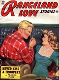 Rangeland Love Stories (1950-1954 Popular Publications) Pulp 3rd Series Vol. 10 #3