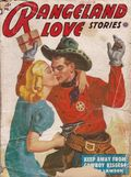Rangeland Love Stories (1950-1954 Popular Publications) Pulp 3rd Series Vol. 10 #4