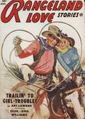 Rangeland Love Stories (1950-1954 Popular Publications) Pulp 3rd Series Vol. 11 #2