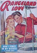 Rangeland Love Stories (1950-1954 Popular Publications) Pulp 3rd Series Vol. 11 #3