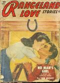 Rangeland Love Stories (1950-1954 Popular Publications) Pulp 3rd Series Vol. 11 #4