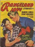 Rangeland Love Stories (1950-1954 Popular Publications) Pulp 3rd Series Vol. 12 #2