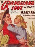 Rangeland Love Stories (1950-1954 Popular Publications) Pulp 3rd Series Vol. 12 #3