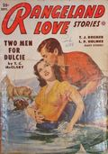 Rangeland Love Stories (1950-1954 Popular Publications) Pulp 3rd Series Vol. 12 #4