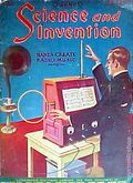 Science and Invention (1920-1931 Experimenter Publishing) Vol. 15 #8