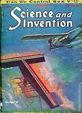 Science and Invention (1920-1931 Experimenter Publishing) Vol. 16 #9