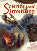 Science and Invention (1920-1931 Experimenter Publishing) Vol. 17 #4