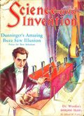 Science and Invention (1920-1931 Experimenter Publishing) Vol. 17 #5