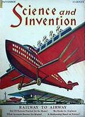 Science and Invention (1920-1931 Experimenter Publishing) Vol. 17 #7