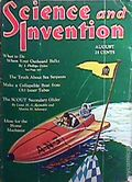 Science and Invention (1920-1931 Experimenter Publishing) Vol. 18 #4