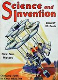 Science and Invention (1920-1931 Experimenter Publishing) Vol. 19 #4