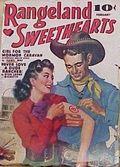 Rangeland Sweethearts (1940-1941 Fictioneers, Inc.) Pulp Vol. 1 #3