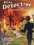 Real Detective Tales (1924-1934 Real Detective Tales Inc.) Pulp Vol. 4 #4