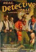 Real Detective Tales (1924-1934 Real Detective Tales Inc.) Pulp Vol. 5 #3