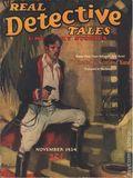 Real Detective Tales (1924-1934 Real Detective Tales Inc.) Pulp Vol. 5 #4