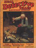 Real Detective Tales (1924-1934 Real Detective Tales Inc.) Pulp Vol. 6 #1