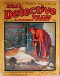 Real Detective Tales (1924-1934 Real Detective Tales Inc.) Pulp Vol. 7 #1