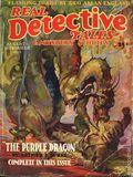 Real Detective Tales (1924-1934 Real Detective Tales Inc.) Pulp Vol. 8 #1