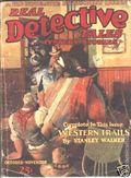 Real Detective Tales (1924-1934 Real Detective Tales Inc.) Pulp Vol. 8 #2