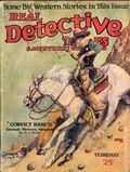 Real Detective Tales (1924-1934 Real Detective Tales Inc.) Pulp Vol. 8 #4