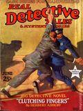 Real Detective Tales (1924-1934 Real Detective Tales Inc.) Pulp Vol. 9 #2