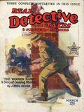 Real Detective Tales (1924-1934 Real Detective Tales Inc.) Pulp Vol. 10 #4