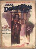 Real Detective Tales (1924-1934 Real Detective Tales Inc.) Pulp Vol. 11 #1