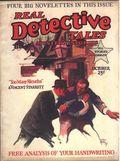 Real Detective Tales (1924-1934 Real Detective Tales Inc.) Pulp Vol. 12 #1