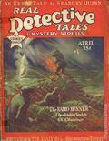 Real Detective Tales (1924-1934 Real Detective Tales Inc.) Pulp Vol. 13 #3