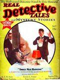 Real Detective Tales (1924-1934 Real Detective Tales Inc.) Pulp Vol. 17 #1