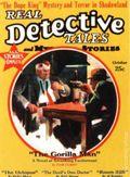 Real Detective Tales (1924-1934 Real Detective Tales Inc.) Pulp Vol. 18 #1