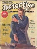 Real Detective Tales (1924-1934 Real Detective Tales Inc.) Pulp Vol. 20 #1
