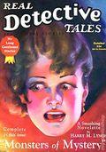 Real Detective Tales (1924-1934 Real Detective Tales Inc.) Pulp Vol. 20 #4