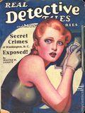 Real Detective Tales (1924-1934 Real Detective Tales Inc.) Pulp Vol. 21 #4