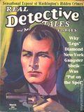Real Detective Tales (1924-1934 Real Detective Tales Inc.) Pulp Vol. 22 #1