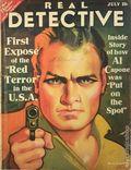 Real Detective Tales (1924-1934 Real Detective Tales Inc.) Pulp Vol. 23 #1